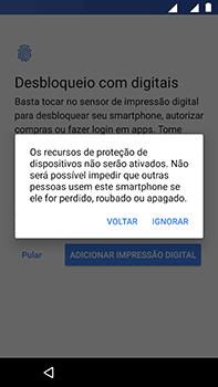 Motorola Moto Z2 Play - Primeiros passos - Como ativar seu aparelho - Etapa 14