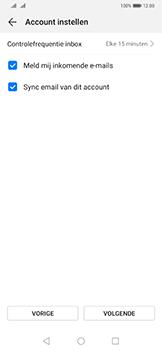 Huawei Mate 20 Pro - E-mail - e-mail instellen: POP3 - Stap 18