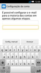 Alcatel POP C7 - Email - Adicionar conta de email -  9