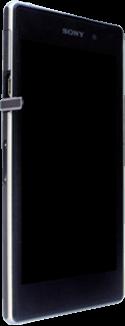Sony Xpéria Z1 - Premiers pas - Découvrir les touches principales - Étape 6