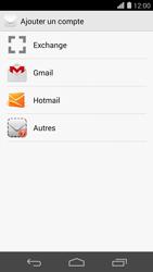 Huawei Ascend P7 - E-mail - Configuration manuelle - Étape 5