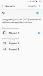 Samsung Galaxy A5 (2017) (SM-A520F) - Bluetooth - Headset, carkit verbinding - Stap 9
