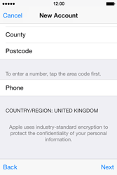 Apple iPhone 4s iOS 8 - Applications - Downloading applications - Step 26