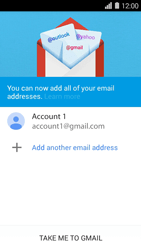 Huawei Ascend Y550 - E-mail - Manual configuration (gmail) - Step 14