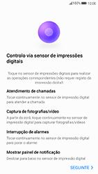 Huawei P8 Lite (2017) - Primeiros passos - Como ligar o telemóvel pela primeira vez -  19