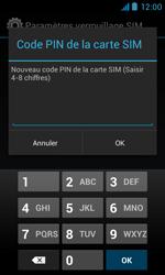 Bouygues Telecom Bs 402 - Sécuriser votre mobile - Personnaliser le code PIN de votre carte SIM - Étape 10