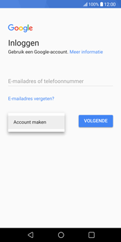 LG V30 (LG-H930) - Applicaties - Account aanmaken - Stap 4