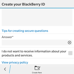 BlackBerry Classic - Applications - Downloading applications - Step 14