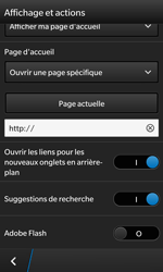 BlackBerry Z10 - Internet - configuration manuelle - Étape 21