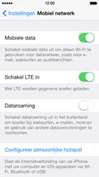 Apple iPhone 5 iOS 7 - MMS - probleem met ontvangen - Stap 6