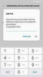 Samsung galaxy-j5-2017-sm-j530f-android-oreo - Beveiliging en ouderlijk toezicht - Hoe wijzig ik mijn SIM PIN-code - Stap 10