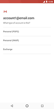 Nokia 7 Plus - E-mail - Manual configuration - Step 11