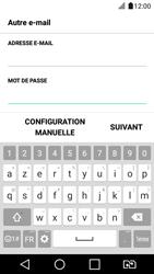 LG K4 2017 - E-mail - Configuration manuelle - Étape 8