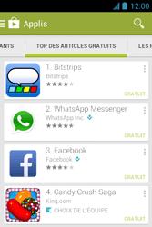 Bouygues Telecom Bs 351 - Applications - Télécharger une application - Étape 8