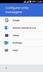 Alcatel U3 - E-mails - Ajouter ou modifier votre compte Gmail - Étape 7