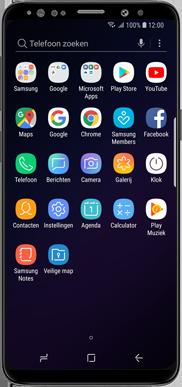 Samsung Galaxy J7 (2017) - Bellen - Bellen via wifi (VoWifi) - Stap 3