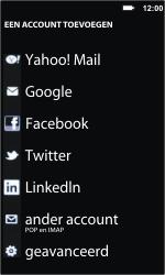 Nokia Lumia 610 - E-mail - Handmatig instellen - Stap 6
