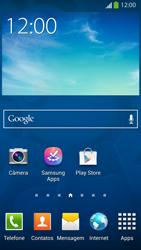Samsung I9500 Galaxy S IV - Primeiros passos - Baixar o manual - Etapa 1