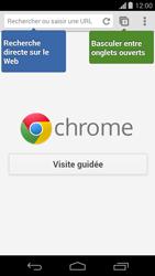 Motorola Moto G - Internet - navigation sur Internet - Étape 5