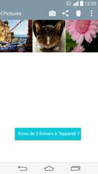LG D855 G3 - Photos, vidéos, musique - Envoyer une photo via Bluetooth - Étape 11