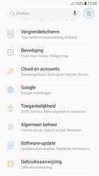 Samsung galaxy-j3-2017-sm-j330f-android-oreo - Beveiliging en ouderlijk toezicht - Hoe wijzig ik mijn SIM PIN-code - Stap 4