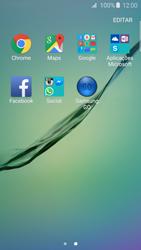Samsung Galaxy S6 Edge - Aplicações - Como configurar o WhatsApp -  4