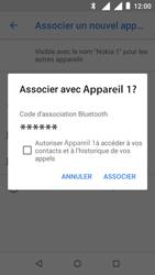 Nokia 1 - Bluetooth - connexion Bluetooth - Étape 11