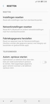 Samsung Galaxy S9 Plus (SM-G965F) - Resetten - Fabrieksinstellingen terugzetten - Stap 6