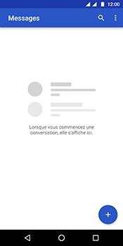Motorola Moto G6 - Contact, Appels, SMS/MMS - Envoyer un SMS - Étape 4