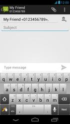 Acer Liquid E1 - Mms - Sending a picture message - Step 9