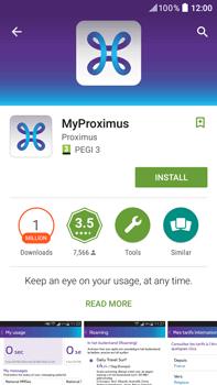HTC Desire 825 - Applications - MyProximus - Step 8