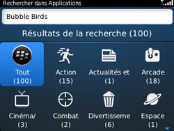 BlackBerry 9320 - Applications - Télécharger une application - Étape 14