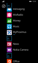 Nokia Lumia 625 - Applications - MyProximus - Step 10