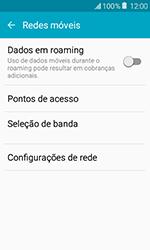 Samsung Galaxy J1 - Internet (APN) - Como configurar a internet do seu aparelho (APN Nextel) - Etapa 7
