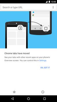 Huawei Google Nexus 6P - Internet - Internet browsing - Step 12
