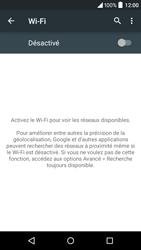 Alcatel Idol 3 (4.7) - Wi-Fi - Se connecter à un réseau Wi-Fi - Étape 5