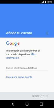 LG G6 - E-mail - Configurar Gmail - Paso 8