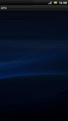 Sony Ericsson Xperia Arc - Internet - Configuration manuelle - Étape 8