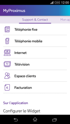 Sony Xperia Z1 Compact D5503 - Applications - MyProximus - Étape 24
