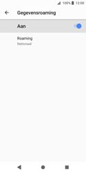 Sony Xperia XZ2 Compact (H8314) - Buitenland - Internet in het buitenland - Stap 8