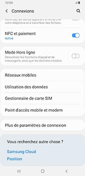 Samsung Galaxy S9 Plus - Android Pie - Internet - comment configurer un point d'accès mobile - Étape 5