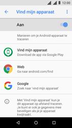 Nokia 1 - Beveiliging en privacy - zoek mijn mobiel activeren - Stap 7