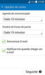 Samsung Galaxy Trend 2 Lite - Email - Configurar a conta de Email -  17