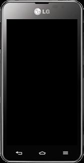 LG Optimus F5 - Premiers pas - Découvrir les touches principales - Étape 2