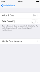 Apple iPhone SE - iOS 10 - Network - Change networkmode - Step 6