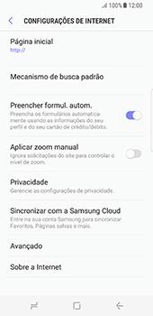 Samsung Galaxy S8 - Internet (APN) - Como configurar a internet do seu aparelho (APN Nextel) - Etapa 27