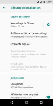 Motorola Moto G6 - Sécuriser votre mobile - Activer le code de verrouillage - Étape 5