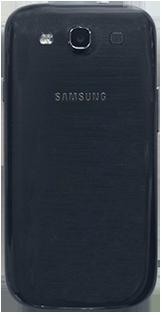 Samsung I9300 Galaxy S III - Primeros pasos - Quitar y colocar la batería - Paso 2