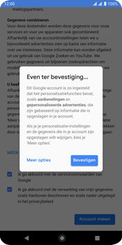 Sony xperia-xz3-dual-sim-model-h9436 - Applicaties - Account aanmaken - Stap 17
