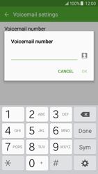 Samsung J500F Galaxy J5 - Voicemail - Manual configuration - Step 8